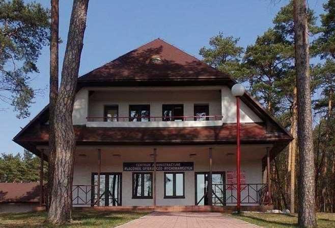 budynek domu dziecka  w lublińcu